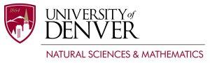University of Denver Logo, Natural Sciences and Mathematics